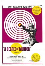 Mord und Totschlag (1967) afişi