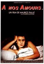 A Nos Amours (1983) afişi