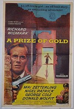 A Prize Of Gold (1955) afişi