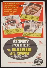 A Raisin In The Sun (ı) (1961) afişi