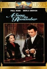 A Song To Remember (1945) afişi