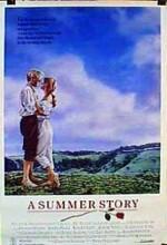 A Summer Story (1988) afişi