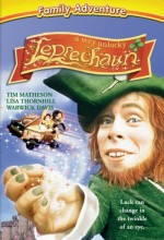 A Very Unlucky Leprechaun (1998) afişi