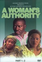 A Woman's Authority (2008) afişi