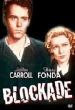 Abluka (1938) afişi