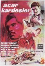 Acar Kardeşler (1961) afişi
