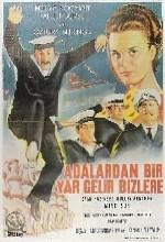 Adalardan Bir Yar Gelir Bizlere (1964) afişi