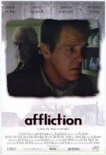Affliction (1997) afişi