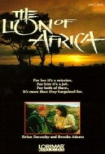 Afrika Aslanı (1988) afişi