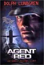 Agent Red (2000) afişi