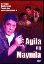 Agila Ng Maynila (1989) afişi
