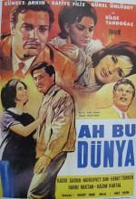 Ah Bu Dünya (1965) afişi
