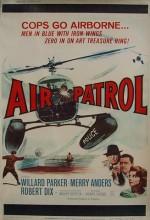 Air Patrol (1962) afişi