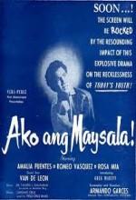 Ako Ang Maysala! (1958) afişi