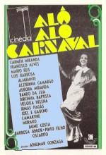 Alô Alô Carnaval (1936) afişi