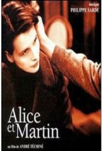 Alice Ve Martin (1998) afişi