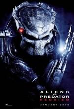 Alien Predator'e Karşı 2 (2007) afişi