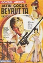 Altın çocuk Beyrutta (1967) afişi