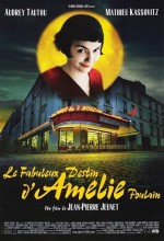 Amelie (2001) afişi