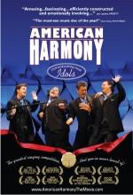 American Harmony (2009) afişi