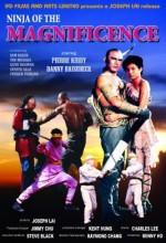 American Ninja: The Magnificent (1988) afişi