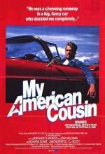 Amerikalı Kuzenim (1985) afişi