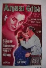 Anası Gibi (1957) afişi