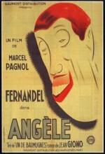 Angéla (ıı) (1934) afişi