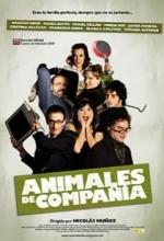 Animales De Compañía (2008) afişi