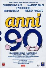 Anni 90 (1992) afişi
