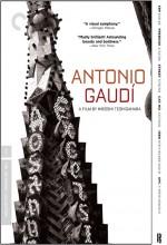 Antonio Gaudí (1984) afişi