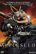 Appleseed (2004) afişi