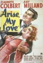 Arise, My Love (1940) afişi