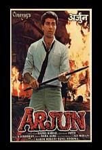 Arjun! (1985) afişi