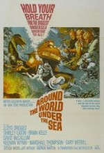 Around The World Under The Sea (1966) afişi