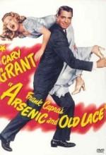 Arsenic And Old Lace (1944) afişi