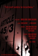 Article 45/3 (2006) afişi