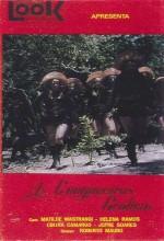 As Cangaceiras Eróticas (1974) afişi