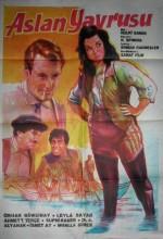 Aslan Yavrusu (1960) afişi
