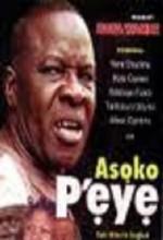 Asoko Peye (2008) afişi