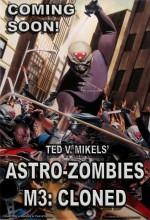 Astro Zombies (2010) afişi