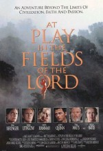 At Play in The Fields Of The Lord (1991) afişi