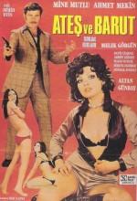 Ateş Ve Barut (1971) afişi