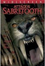 Attack Of The Sabretooth (2005) afişi