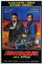 Avantacılar (1984) afişi
