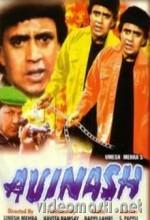 Avinash (1986) afişi