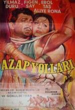 Azap Yolu (1967) afişi