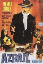 Azrail Benim (1968) afişi
