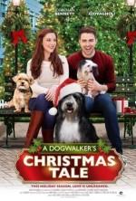 A Dogwalker's Christmas Tale (2015) afişi