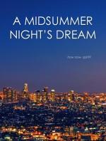 A Midsummer Night's Dream (2016) afişi